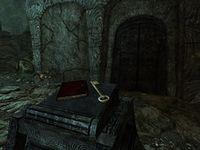 Skyrim Halldir S Cairn The Unofficial Elder Scrolls Pages Uesp