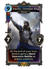 Emeric, Covenant King