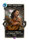 Star-Sung Bard