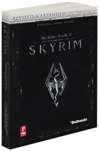 BK-cover-Skyrim Official Game Guide Revised.png