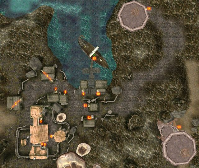 Morrowind:Dagon Fel - The Unofficial Elder Scrolls Pages (UESP)