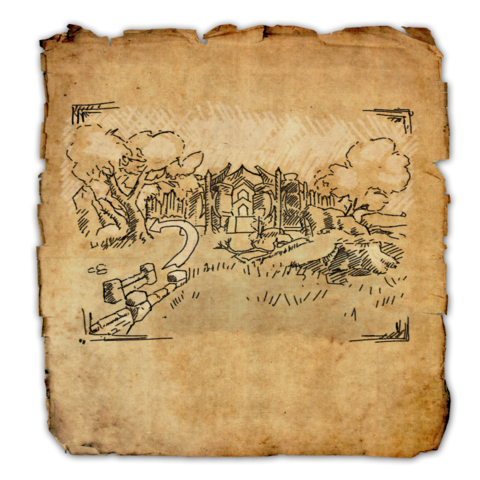 Online:Betnikh CE Treasure Map - The Unofficial Elder ...