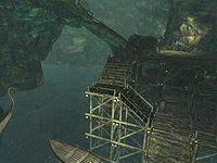 Skyrim:Broken Oar Grotto - The Unofficial Elder Scrolls