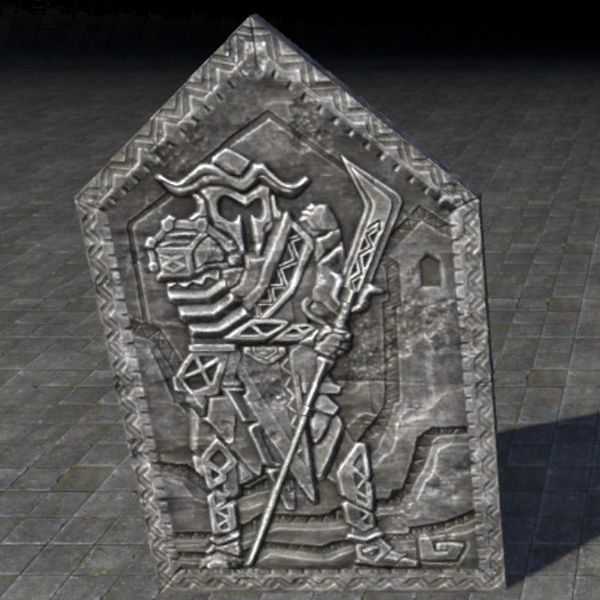 File:ON-item-furnishing-Orcish Bas-Relief, Spear.jpg