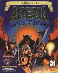 Arena:Arena - The Unofficial Elder Scrolls Pages (UESP)