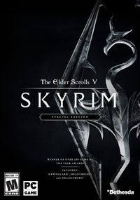 Skyrim:Special Edition - The Unofficial Elder Scrolls Pages