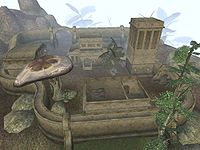 Morrowind:Stronghold (Hlaalu) - The Unofficial Elder Scrolls