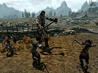 Skyrim:Take Up Arms - The Unofficial Elder Scrolls Pages (UESP)