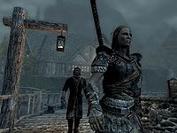 Skyrim:Mjoll the Lioness - The Unofficial Elder Scrolls Pages (UESP)