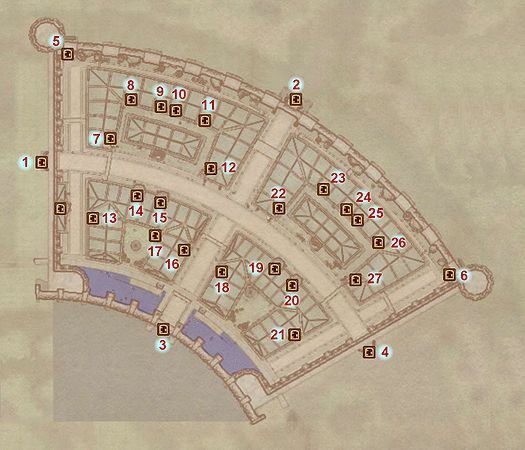 Oblivionmarket District The Unofficial Elder Scrolls Pages Uesp