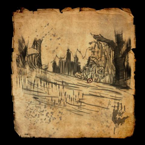 Online:Stonefalls Treasure Map V - The Unofficial Elder Scrolls ...