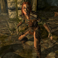 Skyrim:Aela the Huntress - The Unofficial Elder Scrolls