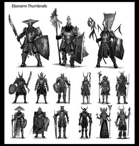 Online Concept Art The Unofficial Elder Scrolls Pages Uesp