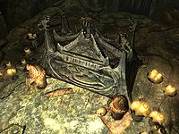 Skyrim The Horn Of Jurgen Windcaller The Unofficial Elder Scrolls Pages Uesp