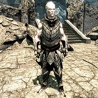 Skyrim:Knight-Paladin Gelebor - The Unofficial Elder Scrolls Pages