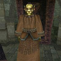 Morrowind:Chaplain Ogrul - The Unofficial Elder Scrolls