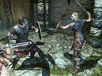 Skyrim:Combat - The Unofficial Elder Scrolls Pages (UESP)