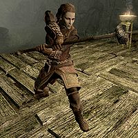 Skyrim Ingjard Vampire