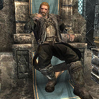 Skyrim Ulfric Stormcloak The Unofficial Elder Scrolls Pages Uesp