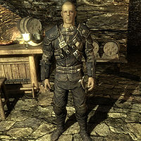 Skyrim:Delvin Mallory - The Unofficial Elder Scrolls Pages