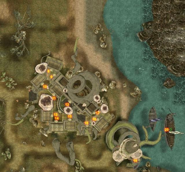 Morrowind:Vos - The Unofficial Elder Scrolls Pages (UESP)