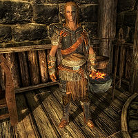 Skyrim:Mjoll the Lioness - The Unofficial Elder Scrolls