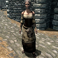 Skyrim:Olfina Gray-Mane - The Unofficial Elder Scrolls Pages (UESP)