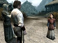 skyrim touched by dibella