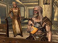 Skyrim:Eorlund Gray-Mane - The Unofficial Elder Scrolls Pages (UESP)