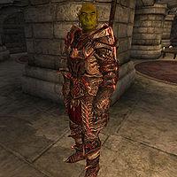 Oblivion:Gogron gro-Bolmog - The Unofficial Elder Scrolls