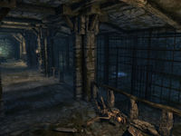 Skyrim:Abandoned Prison - The Unofficial Elder Scrolls Pages ...
