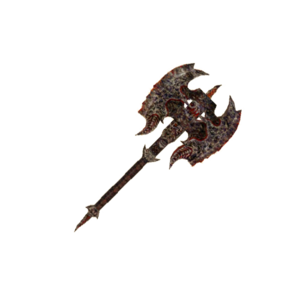 OB-items-Daedric Battle Axe.png