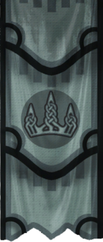 The banner of Winterhold