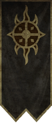 The Dawnguard Banner