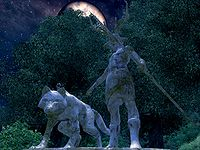 Oblivion:Hircine - The Unofficial Elder Scrolls Pages (UESP)