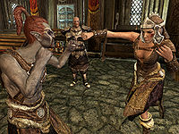 Skyrim:Unarmed Combat - The Unofficial Elder Scrolls Pages