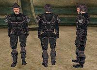 Morrowind Wolf Armor