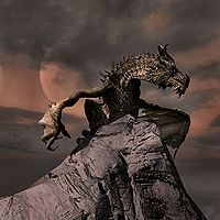 Skyrim:Paarthurnax (dragon) - The Unofficial Elder Scrolls Pages (UESP)