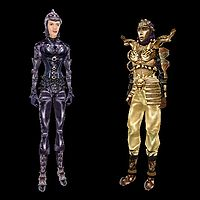 Morrowind:LeFemm Armor - The Unofficial Elder Scrolls Pages