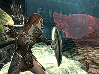 Skyrim:Aela the Huntress - The Unofficial Elder Scrolls