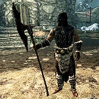 Skyrim:Headsman - The Unofficial Elder Scrolls Pages (UESP)