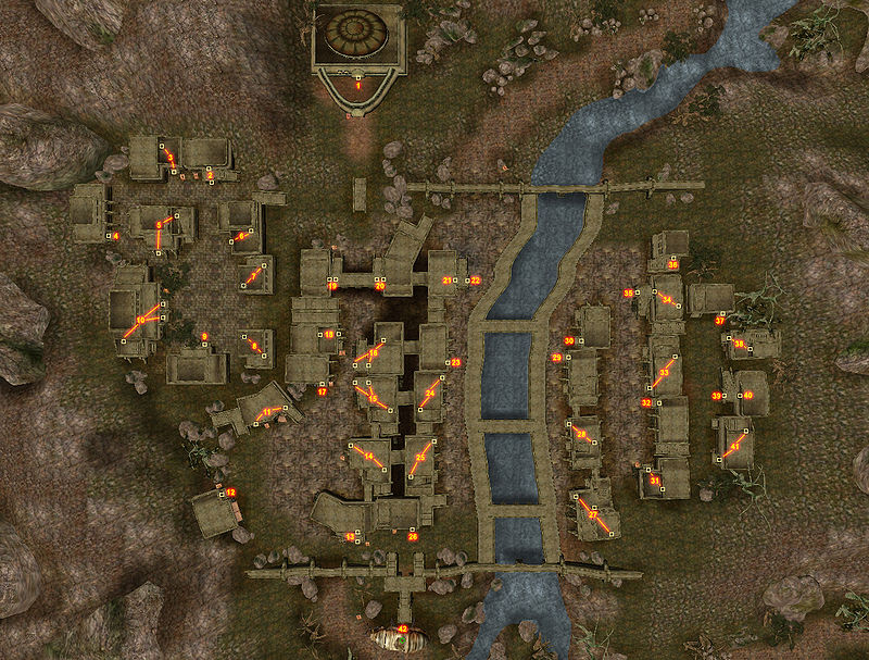 Morrowind Balmora The Unofficial Elder Scrolls Pages Uesp