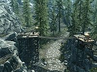 Skyrim:Unmarked Places - The Unofficial Elder Scrolls Pages