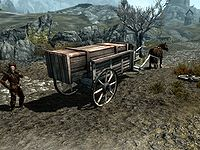 Skyrim:Delayed Burial - The Unofficial Elder Scrolls Pages