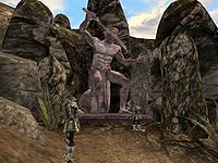 Morrowind:Malacath of the House of Troubles - The Unofficial