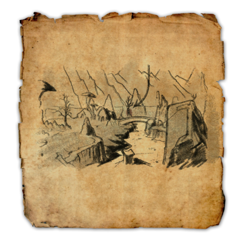 Online:Stonefalls Treasure Map I - The Unofficial Elder ...