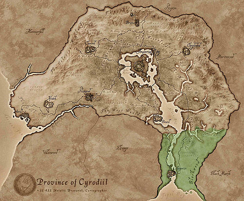 Oblivionblackwood The Unofficial Elder Scrolls Pages Uesp