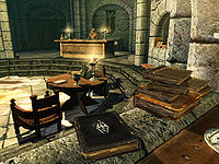 Skyrim:Fetch me that Book! - The Unofficial Elder Scrolls Pages (UESP)
