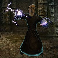 Skyrim Storm Mage The Unofficial