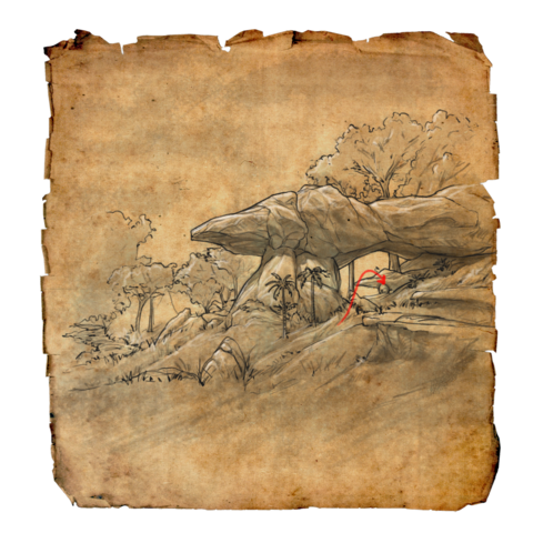 Online:Northern Elsweyr Treasure Map IV - The Unofficial ...